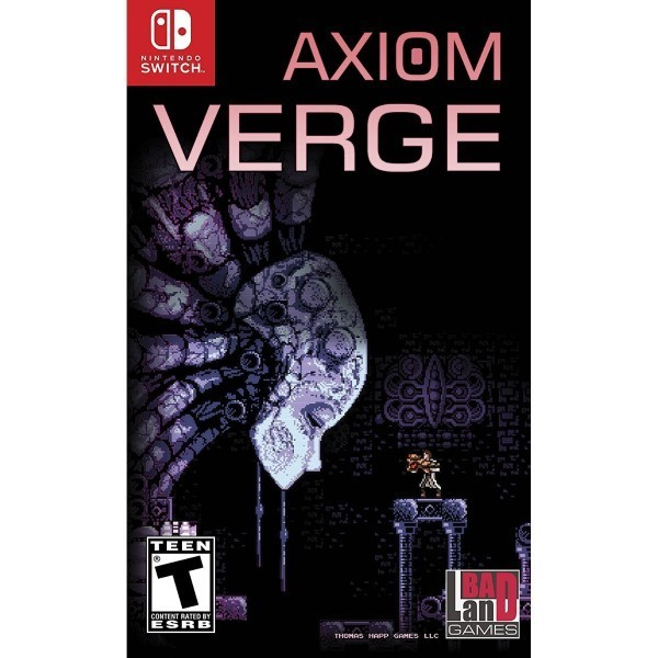 AXIOM VERGE SWITCH US OCCASION