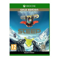 STEEP GOLD EDITION XBOX ONE FR OCCASION