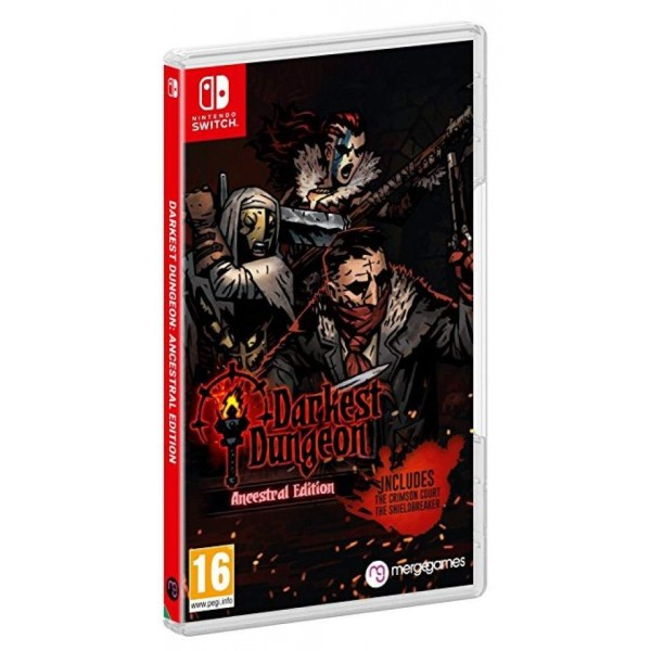 DARKEST DUNGEON ANCESTRAL EDITION SWITCH FR OCCASION