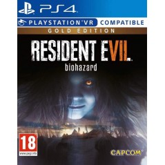 RESIDENT EVIL 7 GOLD EDITION PS4 FR OCCASION