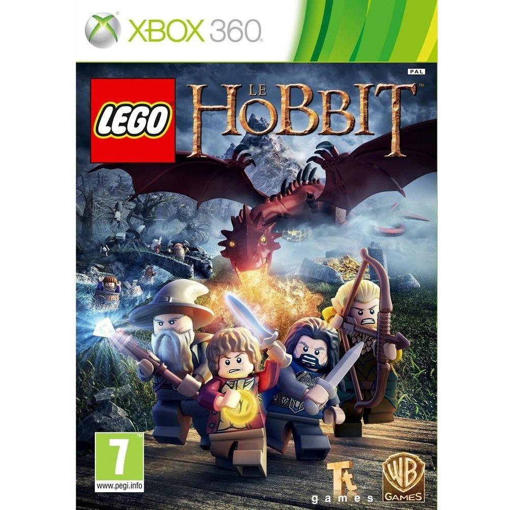 LEGO LE HOBBIT XBOX 360 PAL-FR OCCASION (ETAT B)