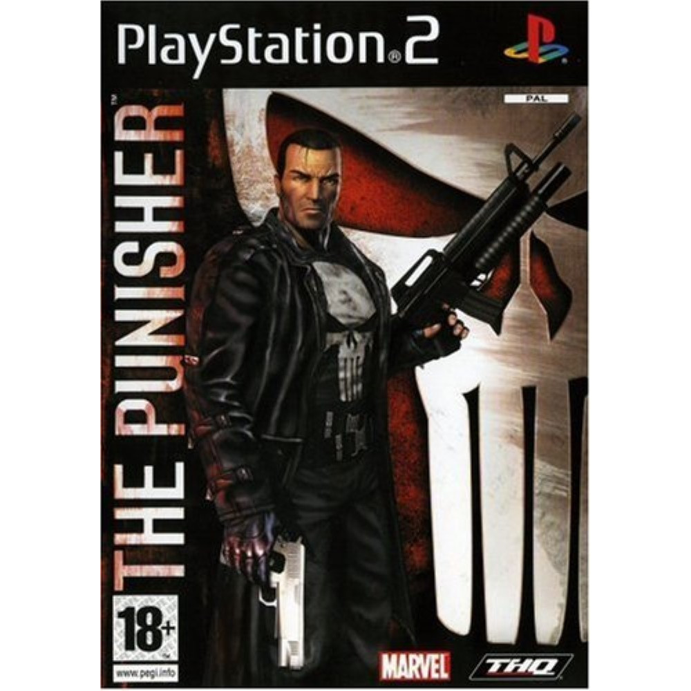 THE PUNISHER PS2 PAL-FR OCCASION (ETAT B)