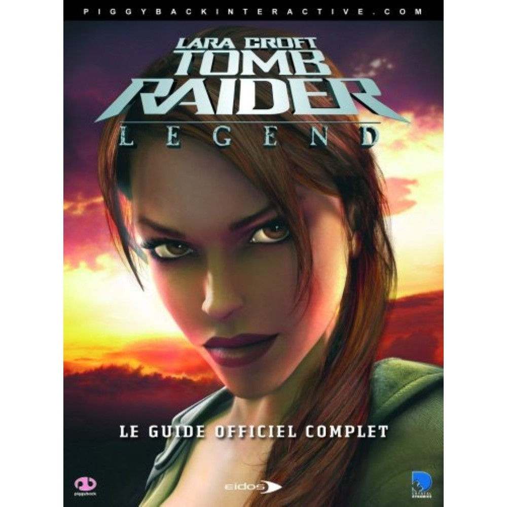GUIDE TOMB RAIDER LEGEND FR OCCASION (ETAT B)