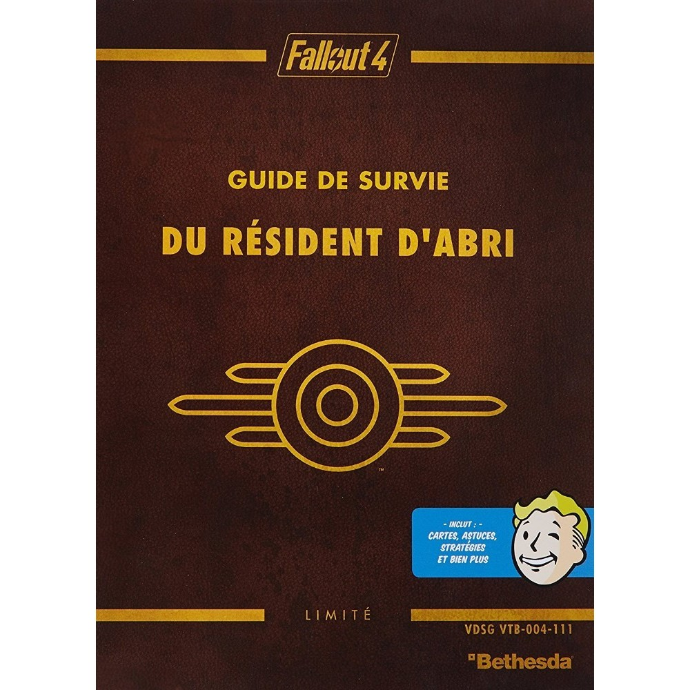 GUIDE FALLOUT 4 FR OCCASION