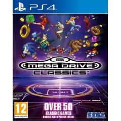 SEGA MEGADRIVE COLLECTION CLASSICS PS4 UK NEW