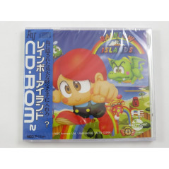 RAINBOW ISLANDS BOOTLEG NEC CDROM 2 NTSC-JPN NEW