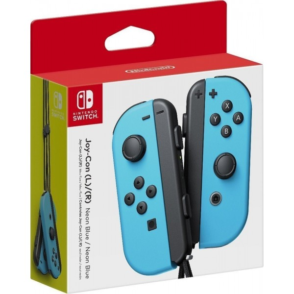 CONTROLLER JOY CON BLUE SWITCH US NEW