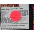 PIT-FIGHTER SNES PAL-NOE IMPORT FRANCE (COMPLET)