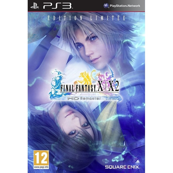 FINAL FANTASY X/ X2 HD REMASTER EDITION LIMITEE PS3 FR OCCASION