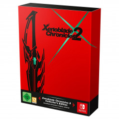 XENOBLADE CHRONICLES 2 COLLECTOR SWITCH FR OCCASION