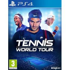 TENNIS WORLD TOUR PS4 EURO FR NEW