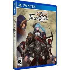 FALLEN LEGION SINS OF AN EMPIRE PSVITA US NEW