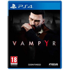 VAMPYR PS4 UK NEW