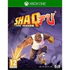 SHAQ FU LEGEND OF REBORN XBOX ONE FR NEW