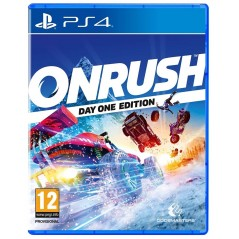 ONRUSH DAY ONE EDITION PS4 UK NEW