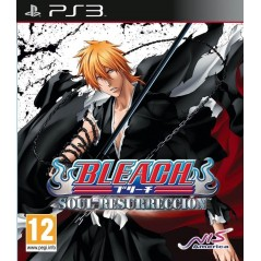 BLEACH SOUL RESURECCION PS3 FR OCCASION (ETAT B)
