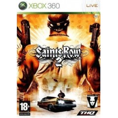 SAINTS ROW 2 XBOX 360 PAL-FR OCCASION