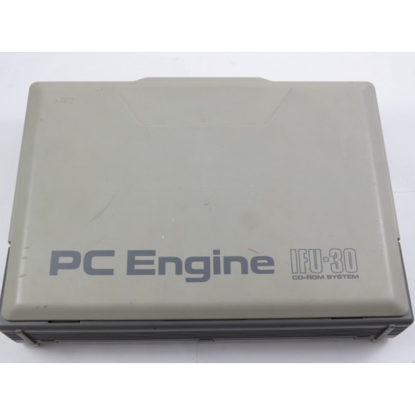 CONSOLE PC ENGINE INTERFACE UNIT (IFU-30) MODIFIEE RGB + CABLE + 220V NTSC-JPN OCCASION