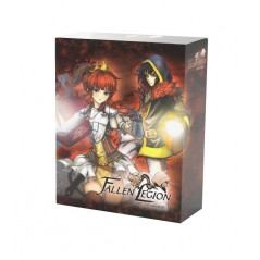 FALLEN LEGION RISE TO GLORY COLLECTOR SWITCH FR NEW