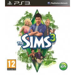 THE SIMS 3 PS3 UK NEW