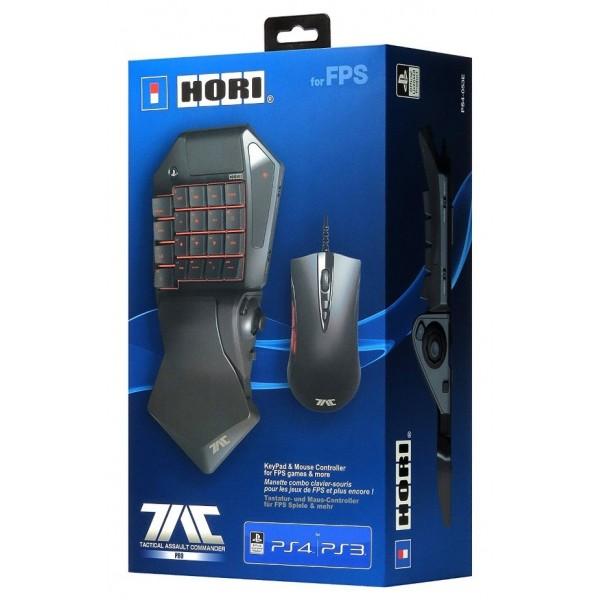HORI TAC TACTICAL ASSAULT COMMANDER PS4/PS3 NEW