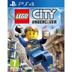 LEGO CITY UNDERCOVER PS4 FR NEW