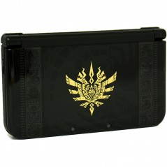 CONSOLE 3DS LL MONSTER HUNTER 4 JAP OCCASION