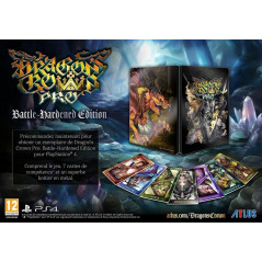 DRAGON S CROWN PRO BATTLE HARDENED STEELBOOK EDITION PS4 EURO FR OCCASION