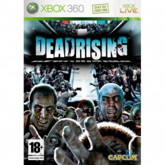 DEAD RISING XBOX 360 PAL-FR OCCASION