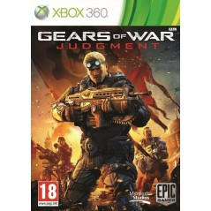 GEARS OF WAR JUDGMENT XBOX 360 PAL-FR OCCASION