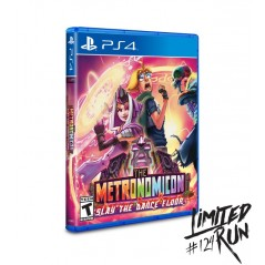 THE METRONOMICOM PS4 US OCCASION