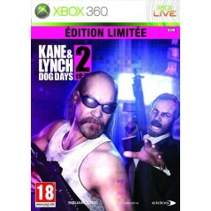 KANE ET LYNCH 2 X360 PAL-FR OCCASION