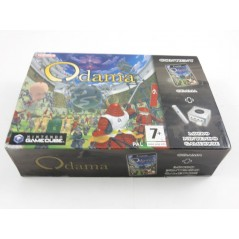 ODAMA + MICRO GAMECUBE PAL-EURO OCCASION (ETAT NEUF)