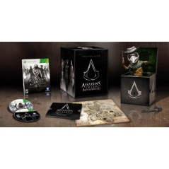 ASSASSIN'S CREED BROTHERHOOD COLLECTOR S EDITION XBOX 360 NTSC-USA NEW (DOCTOR JACK-IN-THE-BOX COLLECTIBLE)