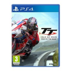 TT ISLE OF MAN RIDE ON THE EDGE PS4 FR OCCASION