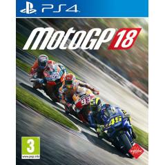 MOTO GP 2018 PS4 FR NEW