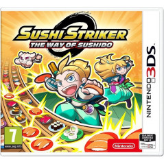 SUSHI STRIKER THE WAY OF SUSHIDO 3DS FR NEW