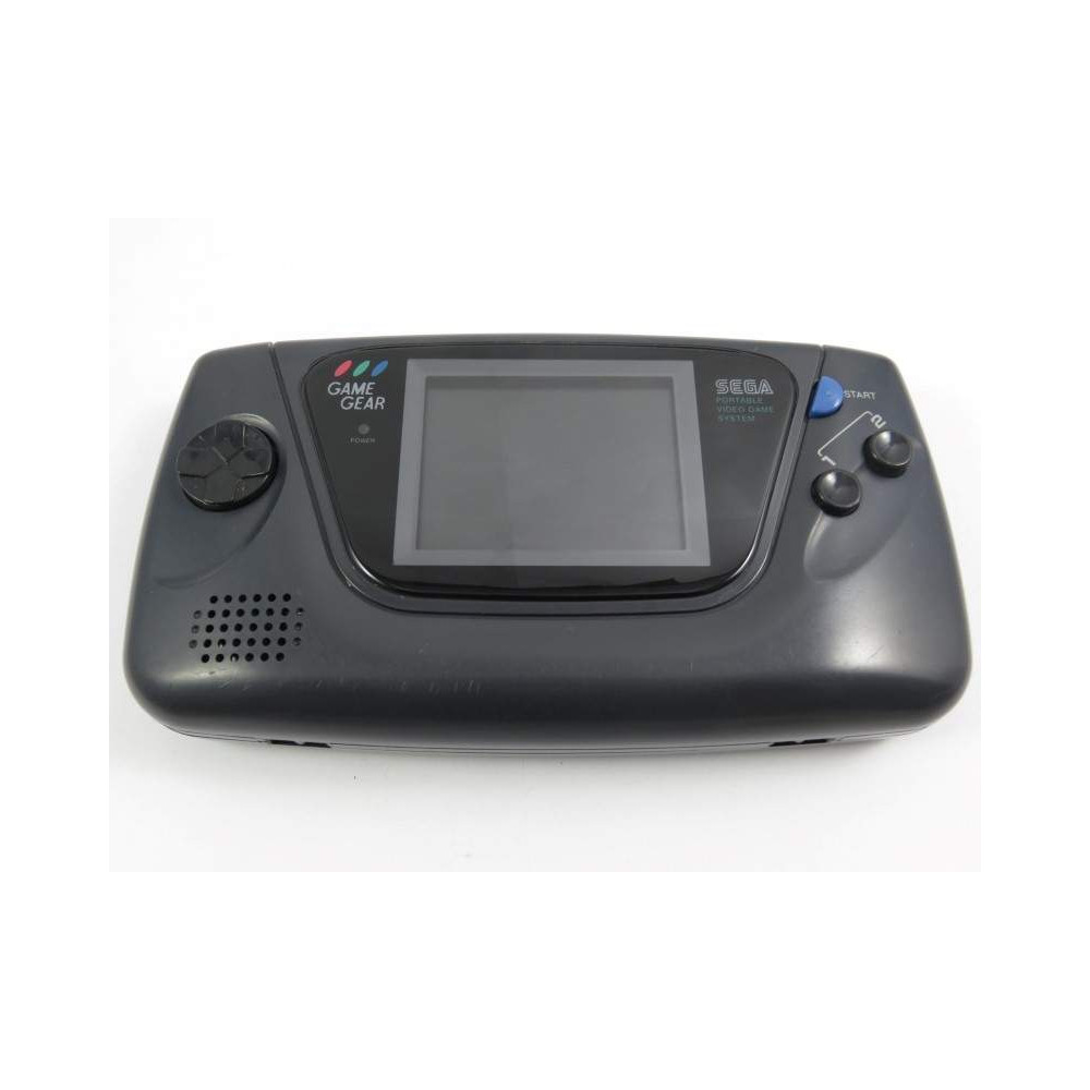 CONSOLE GAME GEAR MODIFIEE MOD LCD EURO OCCASION