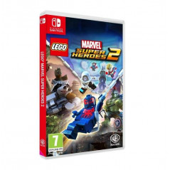 LEGO MARVEL SUPER HEROES 2 SWITCH UK NEW