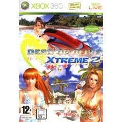 DEAD OR ALIVE XTREME 2 XBOX 360 PAL-FR OCCASION