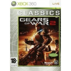 GEARS OF WAR 2 (CLASSICS) XBOX 360 PAL-FR OCCASION