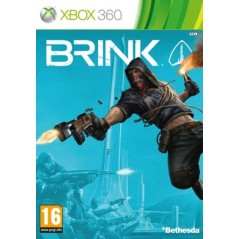 BRINK XBOX 360 PAL-FR OCCASION