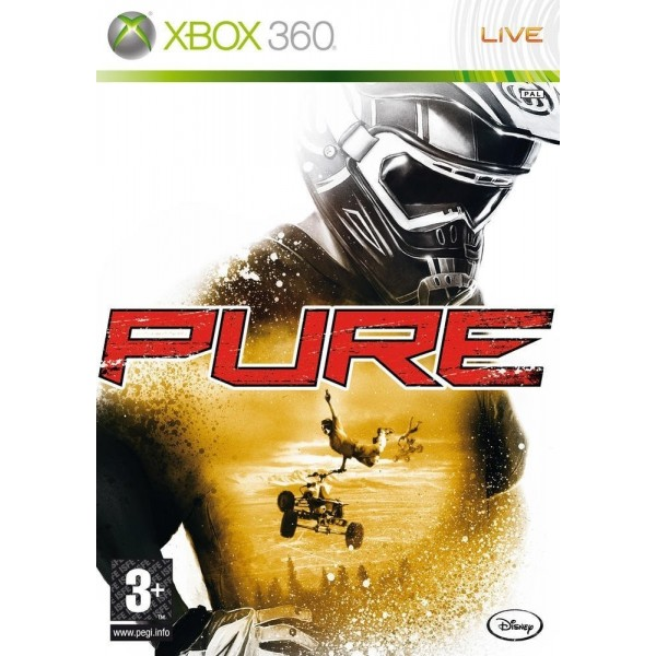 PURE XBOX 360 PAL-FR OCCASION