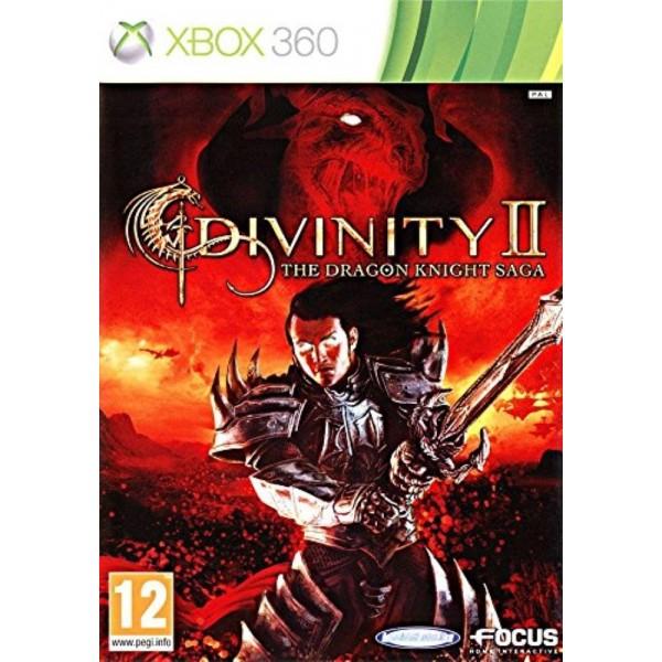 DIVINITY II THE DRAGON KNIGHT SAGA XBOX 360 PAL-FR OCCASION