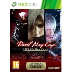 DEVIL MAY CRY HD XBOX 360 PAL-FR OCCASION