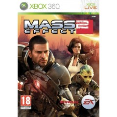 MASS EFFECT 2 XBOX 360 PAL FR OCCASION