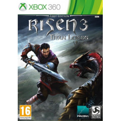 RISEN 3 TITAN LORDS XBOX 360 PAL-FR OCCASION