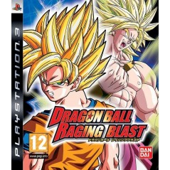 DRAGON BALL RAGING BLAST PS3 FR OCCASION
