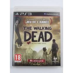 THE WALKING DEAD JEU DE L'ANNEE PS3 FR OCCASION