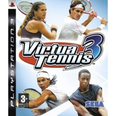 VIRTUA TENNIS 3 PS3 FR OCCASION